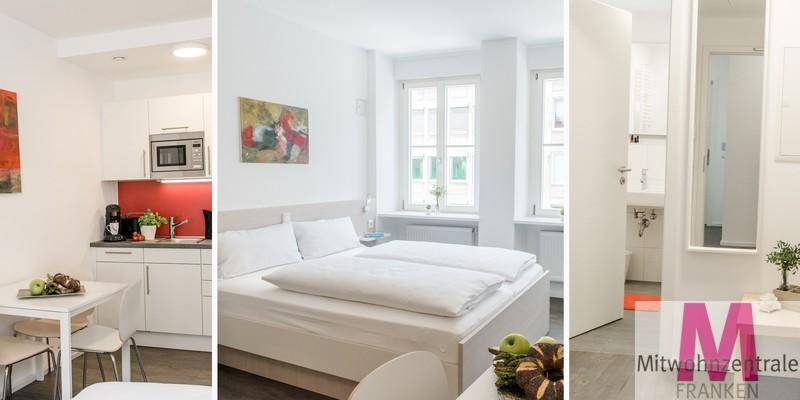 Wohnen/Schlafen/Küche